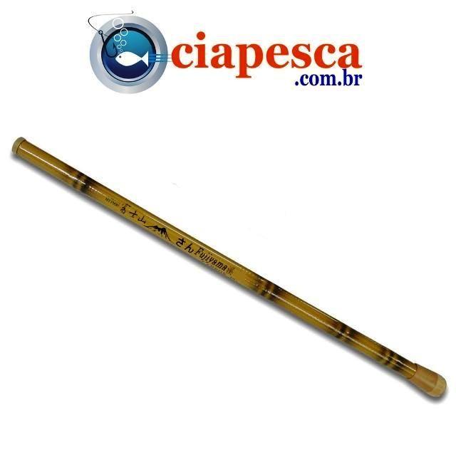 VARA DE PESCA TELESCÓPICA OTTONI FUJIYAMA 1804 - 1,80m