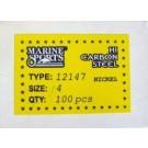 ANZOL MARINE 12147 2/0 C/100