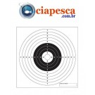 ALVO DE PAPEL DESCARTÁVEL - P025 - 14,5 X 14,5