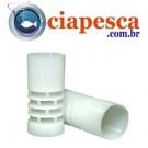 BUCHA PLASTICA P/ RECARGA DE CARTUCHO CAL. 12 28gr 50UN