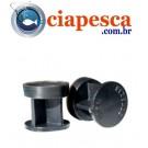 BUCHA PLASTICA P/ RECARGA DE CARTUCHO CAL. 20  50UN