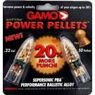 CHUMBO GAMO 5.5 RAPTOR PBA SUPERSONIC C/50