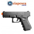 PISTOLA AIRSOFT SPRING GALAX FUL METAL G.15+ 6mm