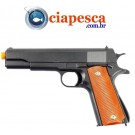 PISTOLA AIRSOFT SPRING GALAX FUL METAL G.13+ 6mm